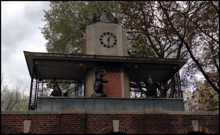 Reloj Delacorte