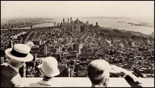 Inauguración del Empire State 2