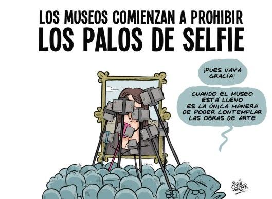 Los-museos-comienzan-a-prohibir-los-palos-para-selfies