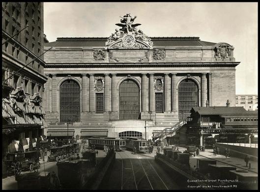 Grand Central 1914