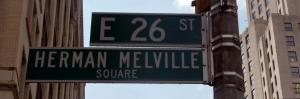 Herman_Melville_Square