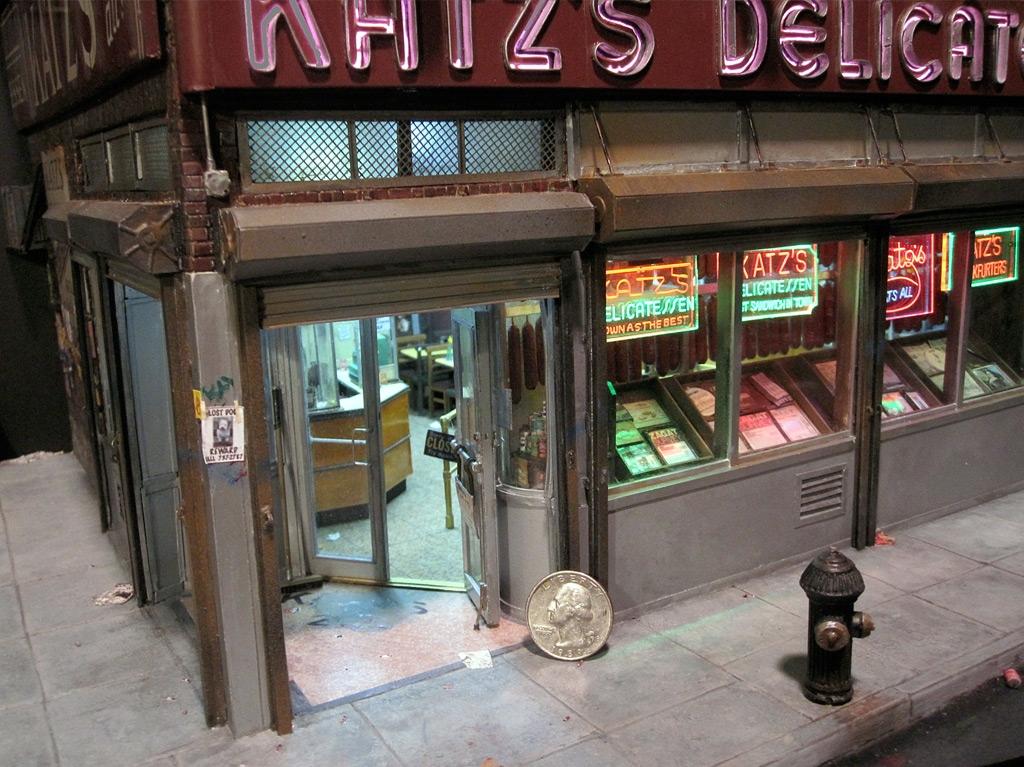 Katz S Deli En Miniatura Historias De Nueva York