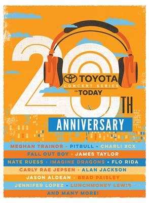 toyota concert series