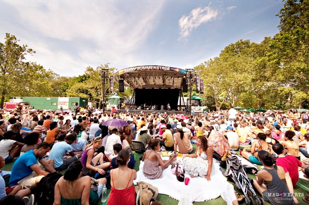 Central Park Summerstage
