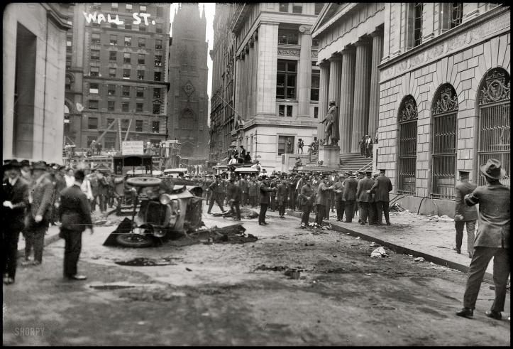 Atentado en Wall Street (1920)