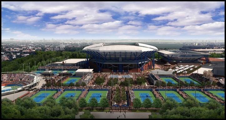 Sede US Open