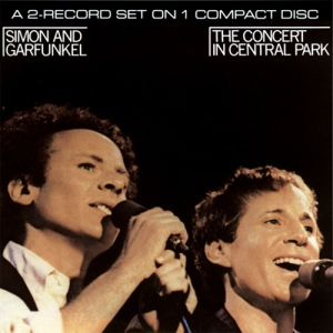 Simon and Garfunkel Concert in Central Park
