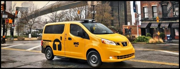 Taxi NV200