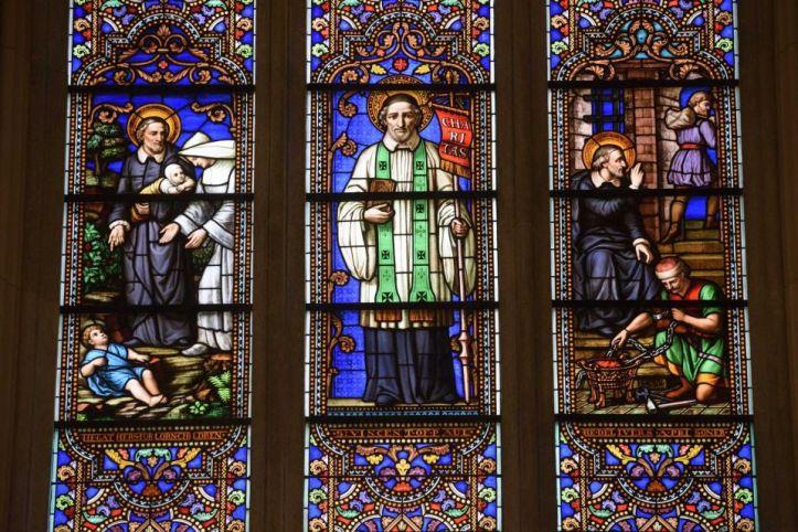 Sus 75 vidrieras formadas por 3.700 paneles individuales han recuperado su esplendor original.