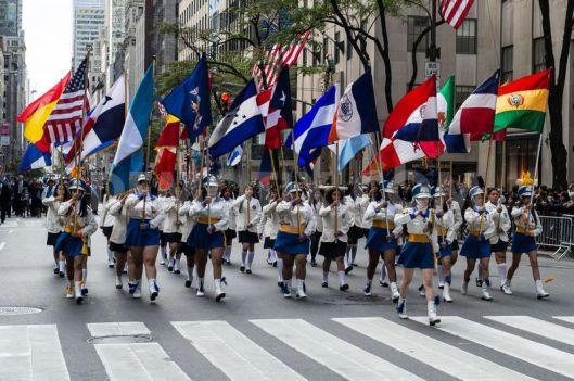 Desfile del Día de la Hispanidad Hispanic Day Parade