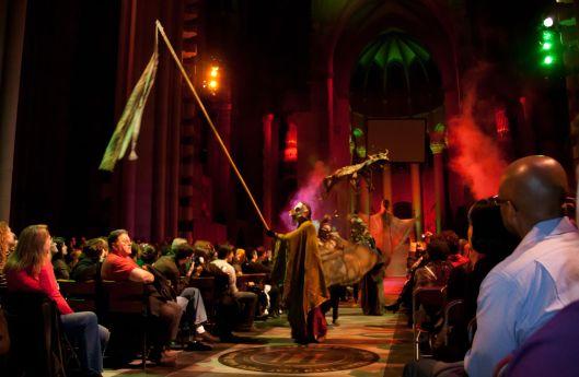 St. John the Divine Halloween Extravaganza