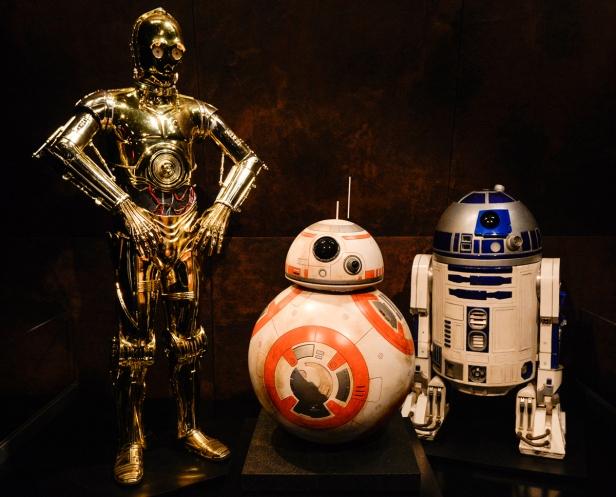 'Star Wars y el poder del vestuario' 2