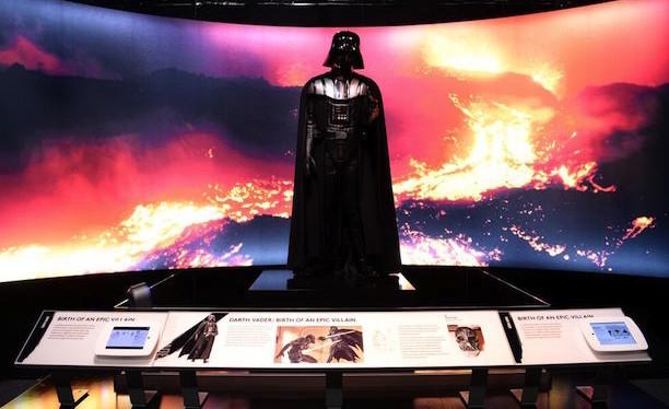 'Star Wars y el poder del vestuario'