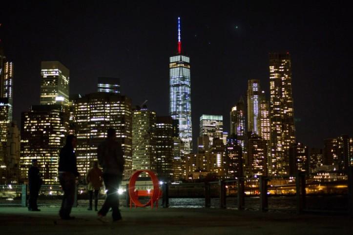 Francia One World Trade Center