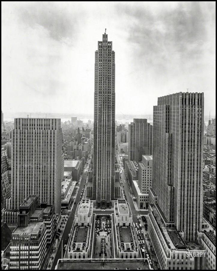 Rockefeller Center  1939