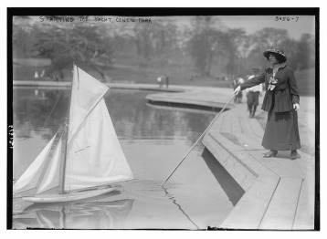 Conservatory Water 1915