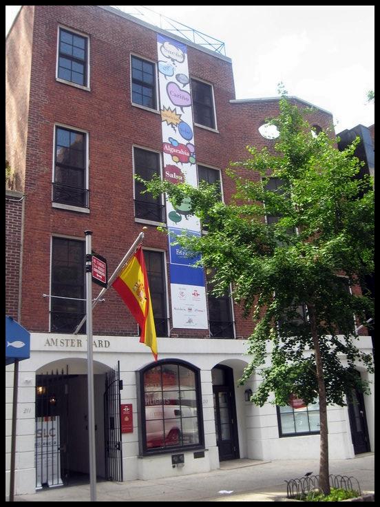 Instituto Cervantes Nueva York fachada