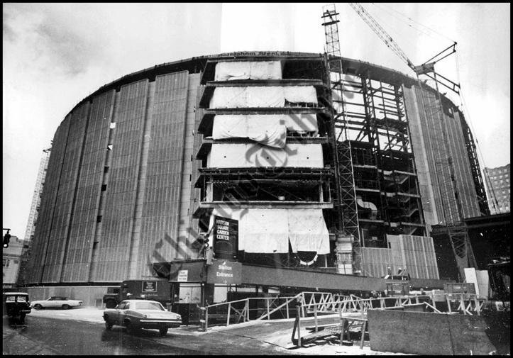 Madison Square Garden 1967