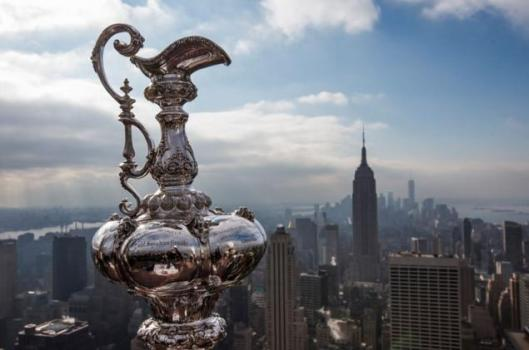 America's Cup Racing Returns to New York