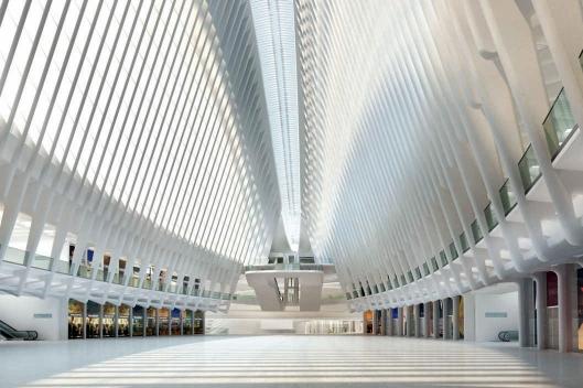 Oculus interior