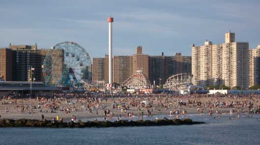 Playa Coney Island