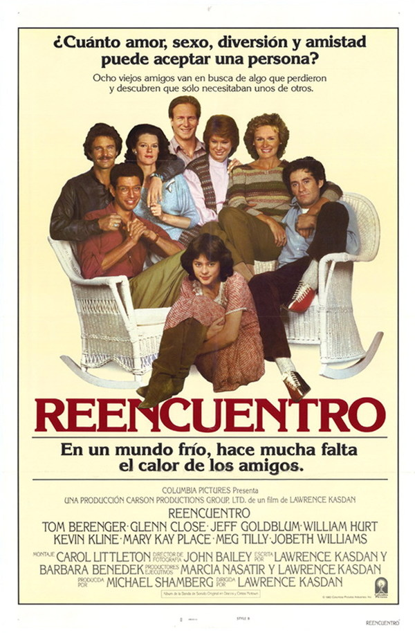 Reencuentro (The Big Chill)