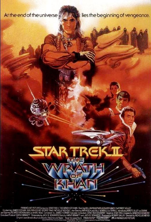 Star Trek II la ira de Khan