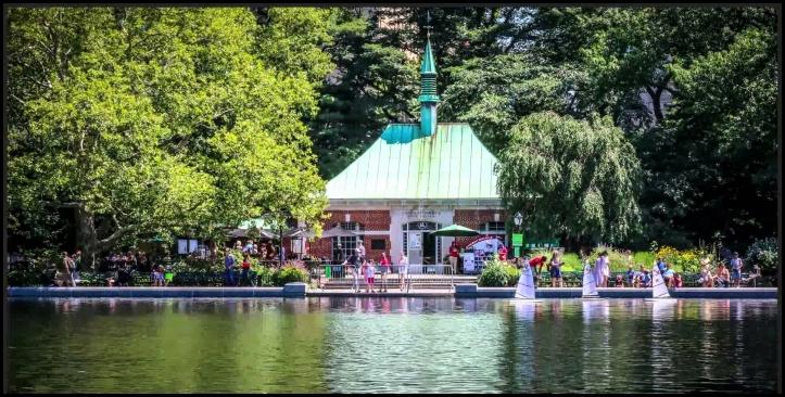 Kerbs Boathouse