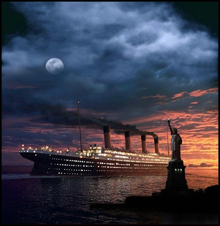 Titanic Nueva York