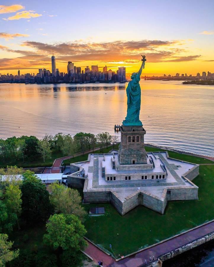 atardecer NYC
