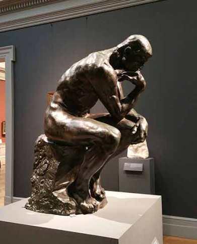 El Pensador - Rodin