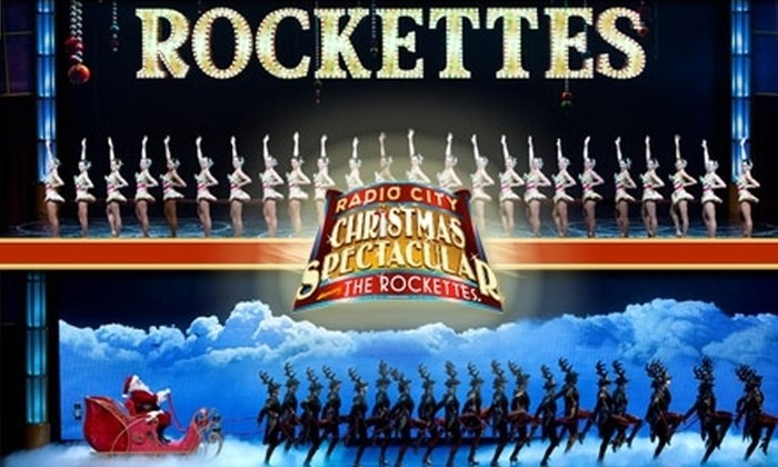 "Up To 47% Off Radio City Music Hall ""christmas Spectacular with Radio City Music Hall Christmas Spectacular Tickets"