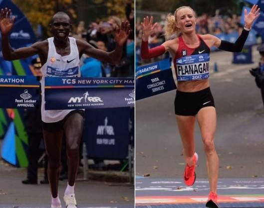 NYC Maratón 2017
