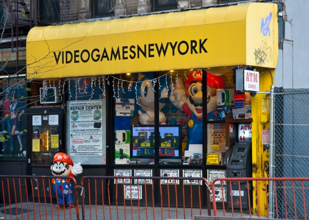 Videogames New York