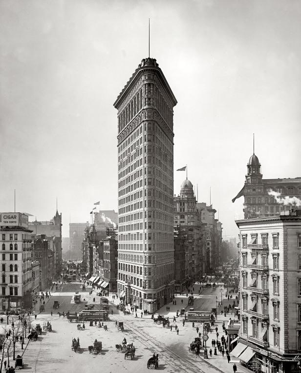 Flatiron 1905