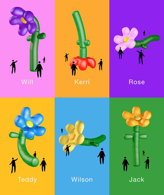 Flores nombres
