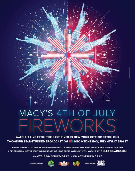 The 42nd Annual Macy_s 4th of July Fireworks