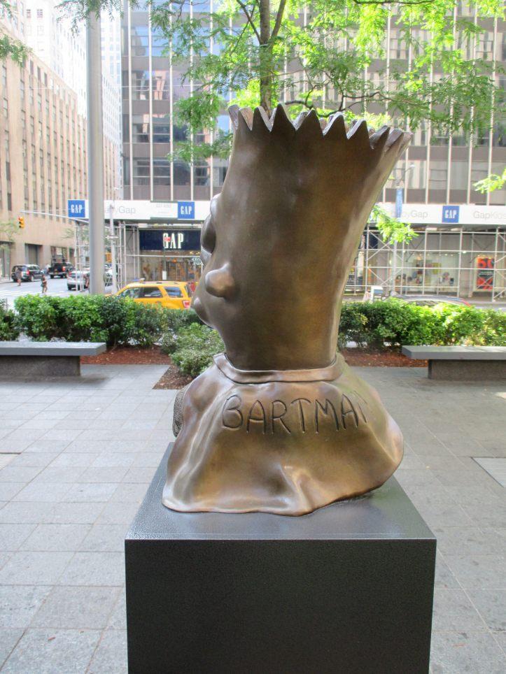 Bartman NYC posterior