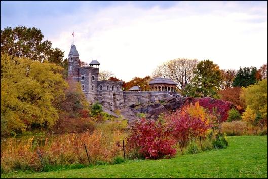 otoño Central Park