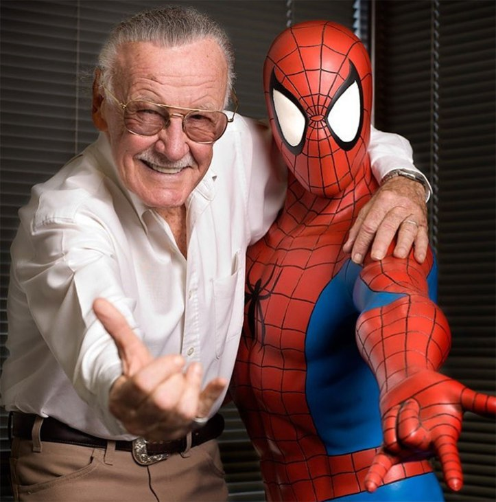 stan lee spiderman