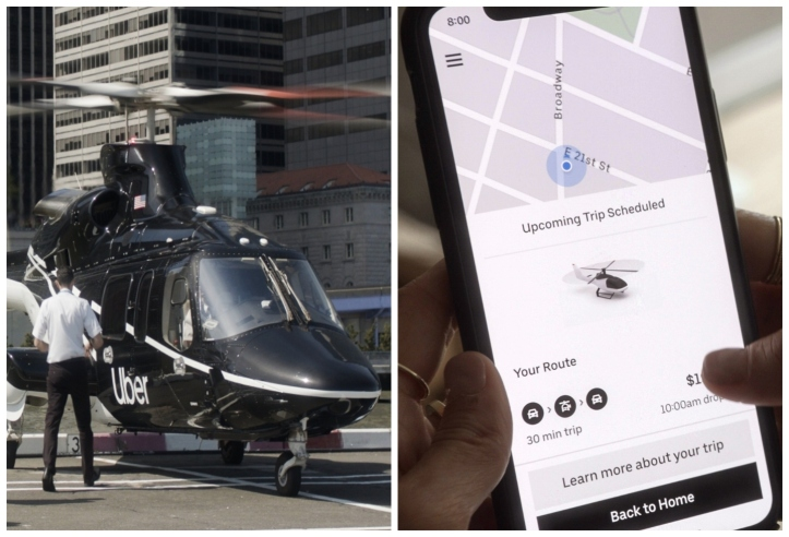 ubercopter