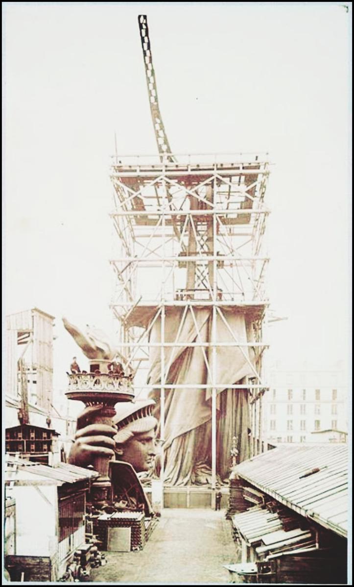 construcción en París